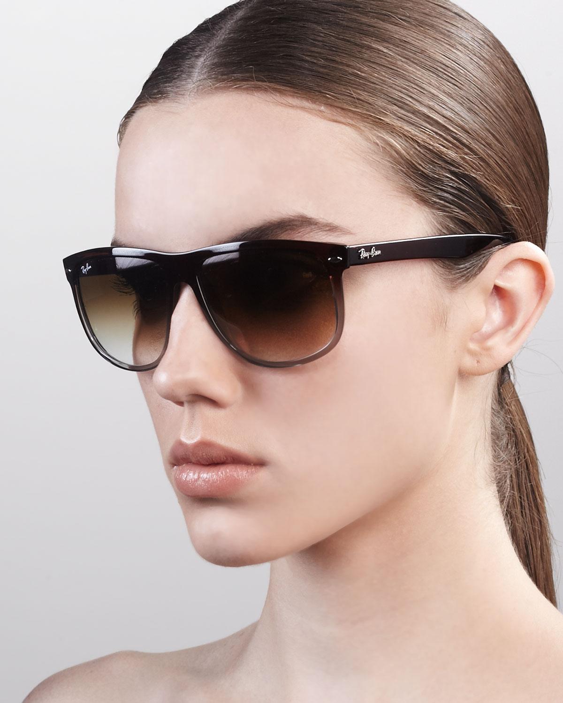 ray ban rb4147 boyfriend sunglasses. Black Bedroom Furniture Sets. Home Design Ideas