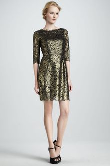 Shoshanna Minka Lace Dress - Lyst