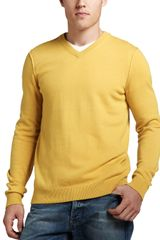 Vince Cashmere V-Neck Sweater  - Lyst