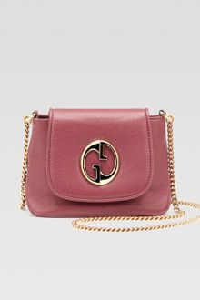 Gucci Small Shoulder Bag Vintage Rose - Lyst