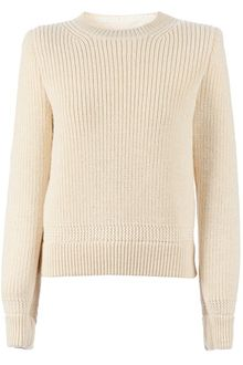 Maison Martin Margiela Gradient Knit Sweater - Lyst