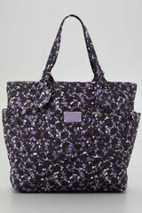 Marc By Marc Jacobs Pretty Nylon Medium Exeterprint Tote Bag - Lyst