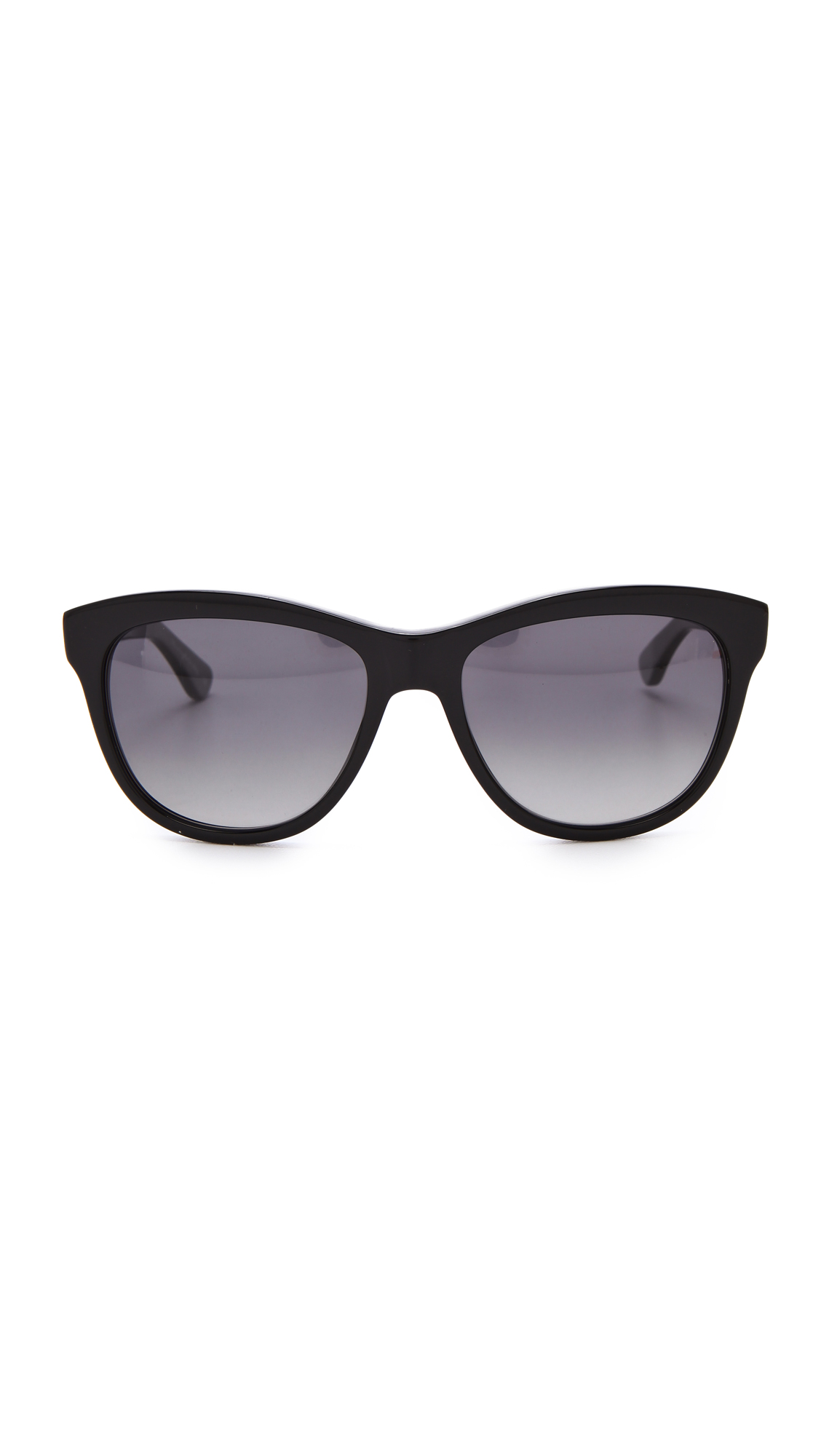 5f26c9d305 Lyst - Oliver peoples Reigh Polarized Sunglasses in Black