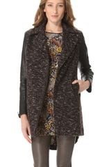 Club Monaco Taylor Coat - Lyst