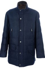 Corneliani Padded Jacket - Lyst