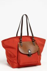 Dooney & Bourke Pocket Shopper - Lyst