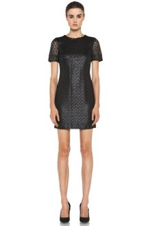 Diane Von Furstenberg New Cindy Lace Dress in Black - Lyst