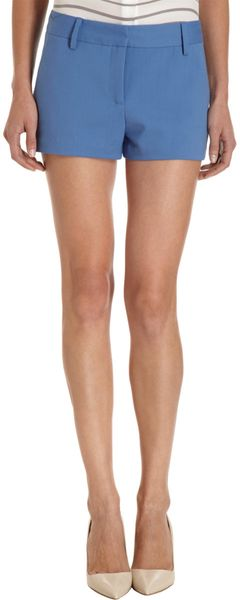 L'Agence Tailored Shorts - Lyst