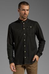 Comune Rae Button Down Shirt - Lyst