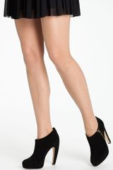 Donna Karan New York Brilliant Tights in Beige (dk nude) - Lyst