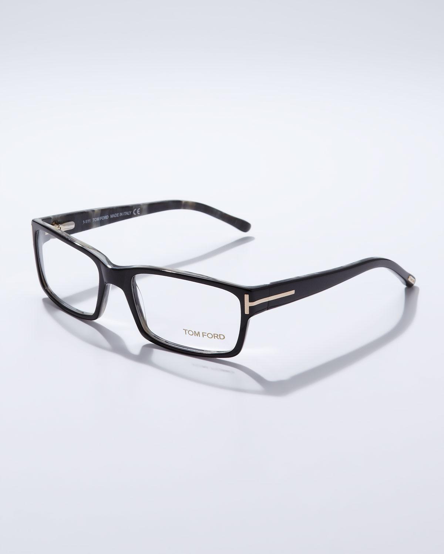Tom Ford Square Wayfarer Optical Frames   SEMA Data Co-op
