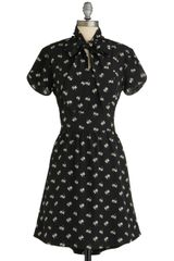 ModCloth Daisies Go By Dress - Lyst