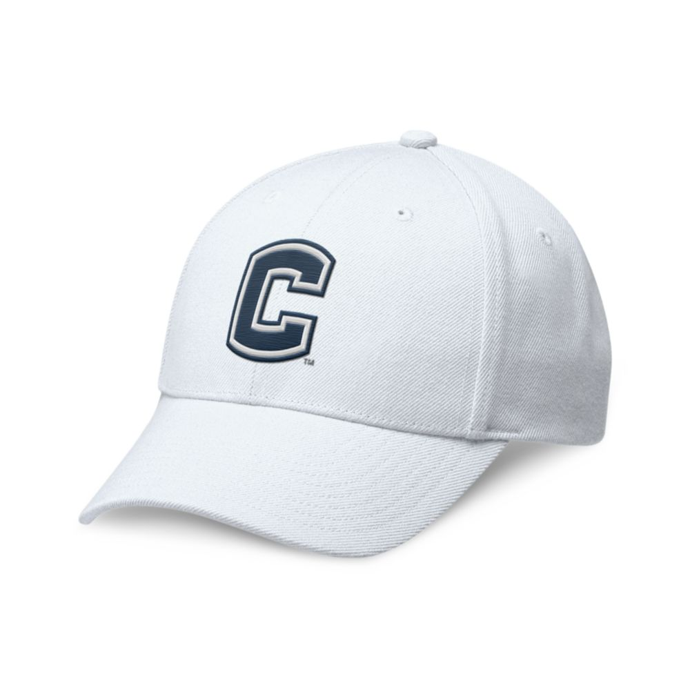 new product 5d95a 9d39d Nike Uconn Huskies Swoosh Flex Hat in White for Men - Lyst