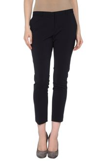 Laltramoda Cropped Trousers - Lyst