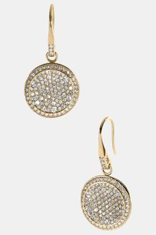 Michael by Michael Kors Michael Kors Brilliance Drop Earrings - Lyst