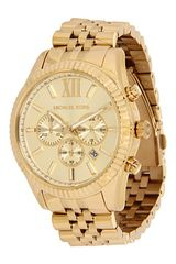 Michael Kors Mens Lexington Chronograph - Lyst