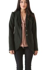 Rachel Zoe Kenny Tail Suit Jacket - Lyst