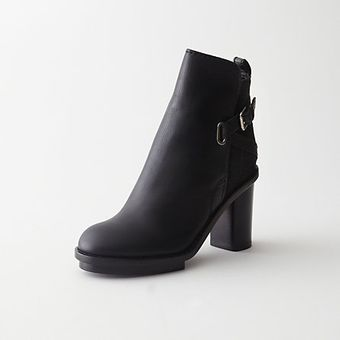 Acne Cypress Contrast Boot - Lyst