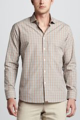 Billy Reid  Sport Shirt  - Lyst