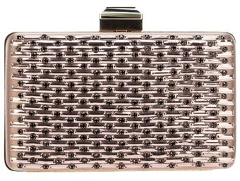 Lanvin Embellished Clutch Bag - Lyst