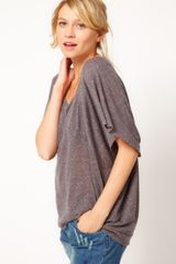 ASOS Collection Asos Oversize Top in Neppy - Lyst