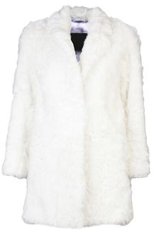 Co. Fur Coat - Lyst