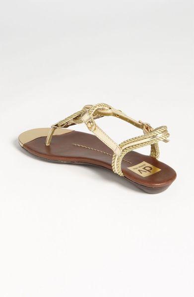 a1bd59700e8f Dv By Dolce Vita Agnyss Sandal in Gold