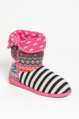 Steve Madden Melodiee Slipper in Multicolor (pink multi) - Lyst