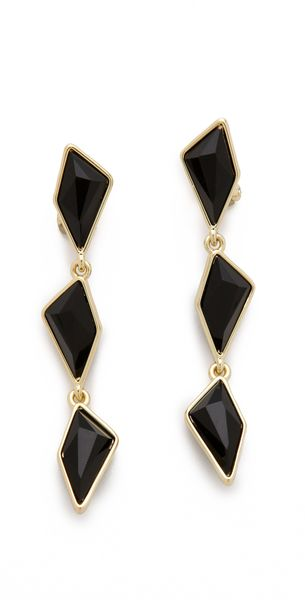 Belle Noel Glamrock Drop Earrings - Lyst