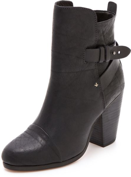 Rag & Bone Kinsey Boots in Black - Lyst