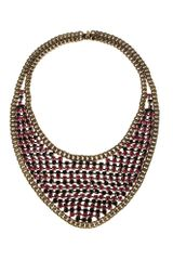 Dannijo Necklace - Lyst