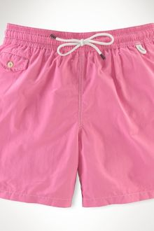 Polo Ralph Lauren Traveler Solid Swim Short - Lyst
