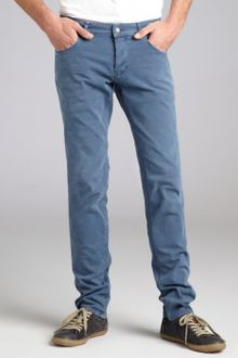 Prada  Denim Straight Leg Jeans - Lyst