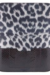 By Malene Birger Snakeskin Ipad Case - Lyst