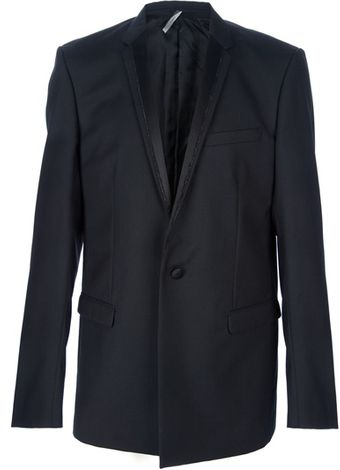Dior Homme Single Button Blazer - Lyst