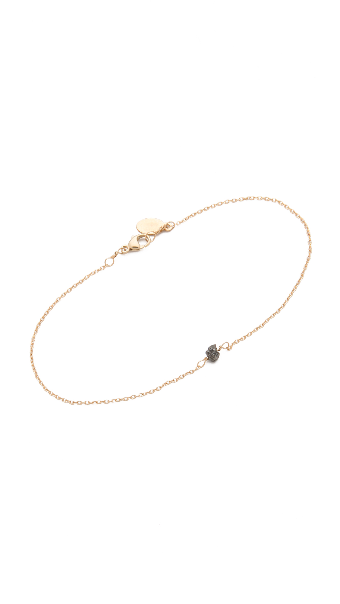 Gabriela Artigas Chain Choker - Yellow Gold Os