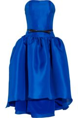 Jason Wu Belted Silk gazar Dress