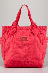 Marc By Marc Jacobs Pretty Nylon Medium Diaper Bag Rock Lobster - Lyst