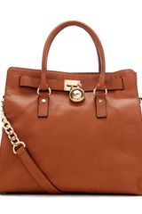 Michael by Michael Kors Large Hamilton Tote Bag - Lyst