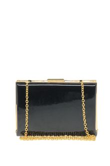 Oasis Patent Korea Box Clutch - Lyst