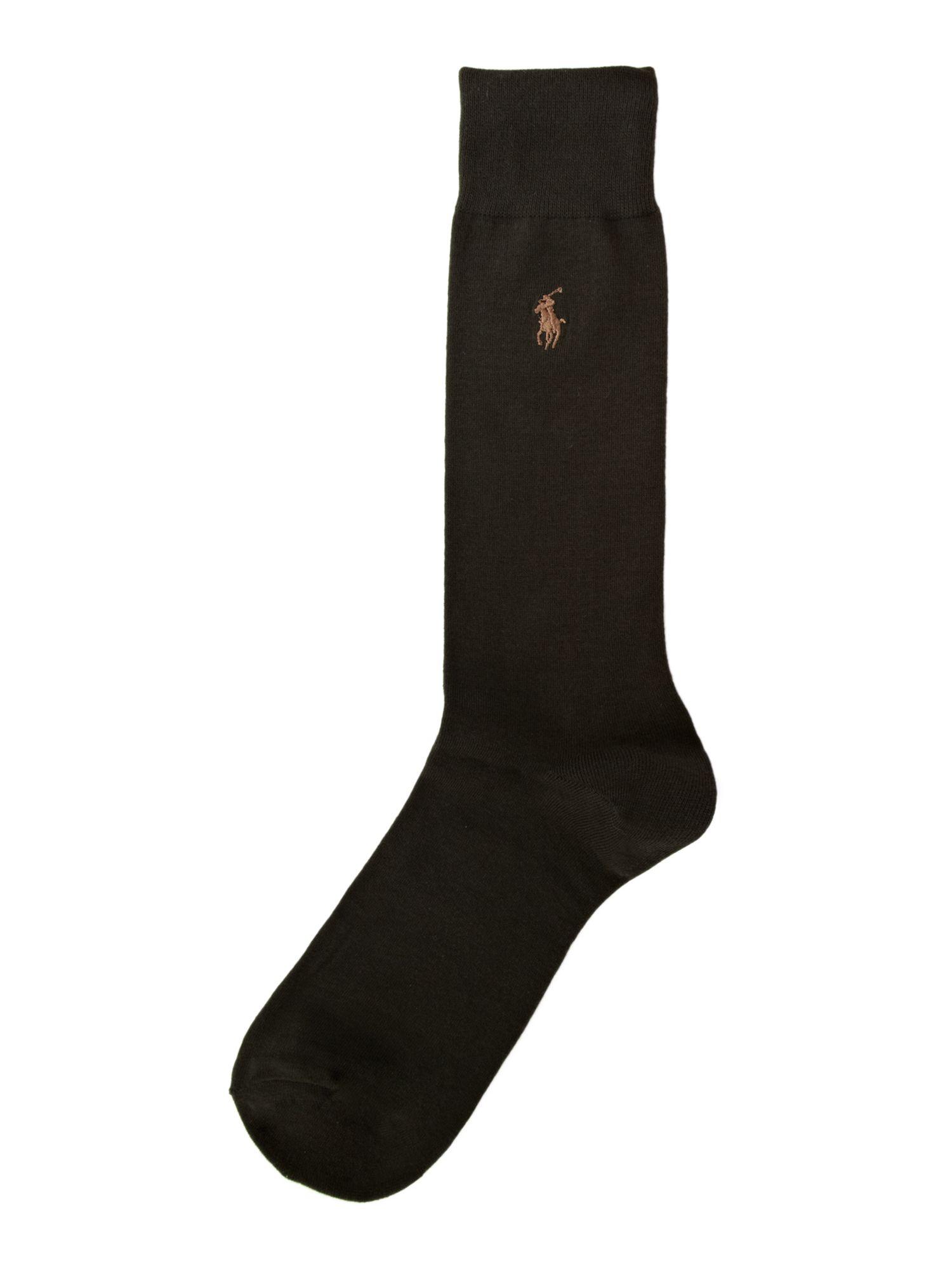 8804e81c6bd Lyst - Polo Ralph Lauren 2 Pack Argyle Sock in Purple for Men