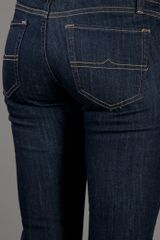 Ralph Lauren Flared Leg Jeans in Blue - Lyst