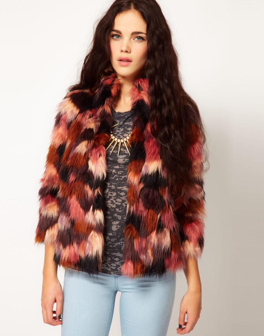 matches. ($ - $) Find great deals on the latest styles of Girls faux fur trim jacket. Compare prices & save money on Women's Jackets & Coats.