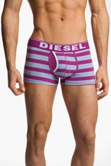 Diesel Divine Trunks 2pack - Lyst