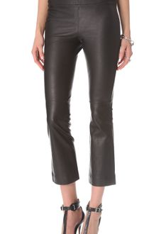 Elizabeth And James Allen Leather Pants - Lyst