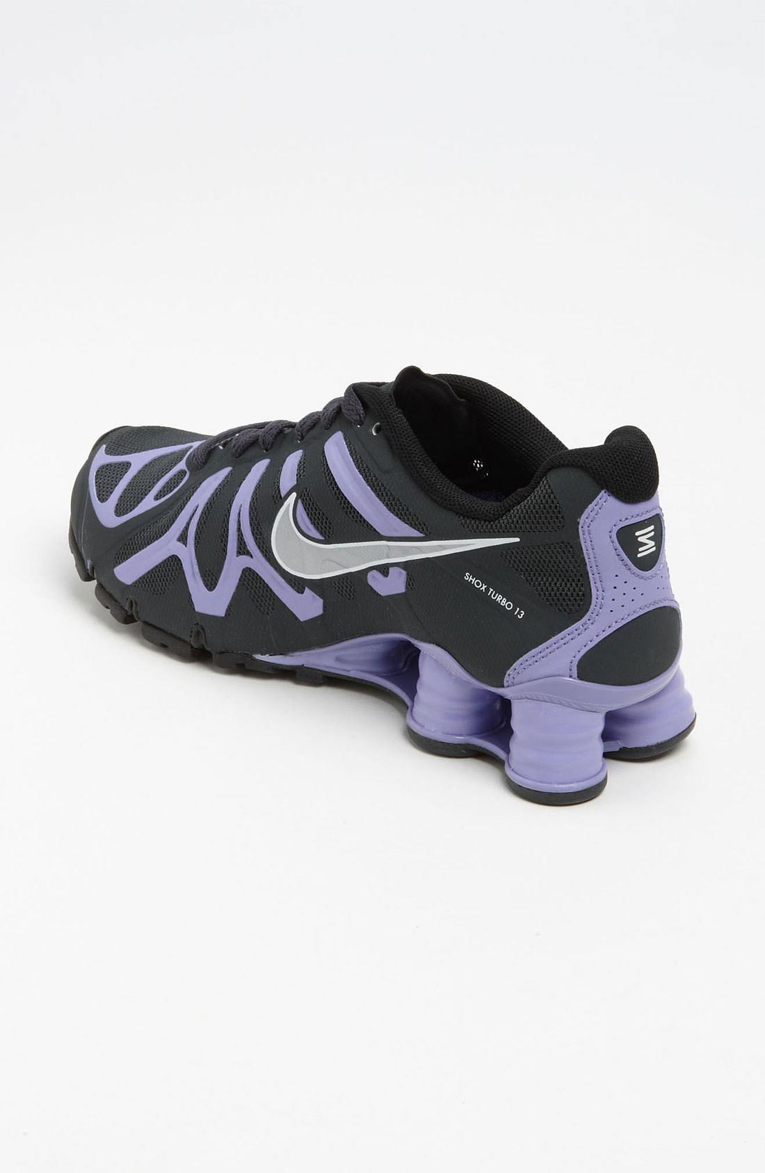 buy popular 56373 46492 Nike Shox Turbo 13 Womens White Purple