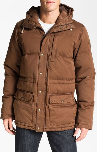 The North Face Tasman Water Resistant Down Parka - Lyst