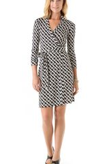 Diane Von Furstenberg New Jeanne Two Dress - Lyst