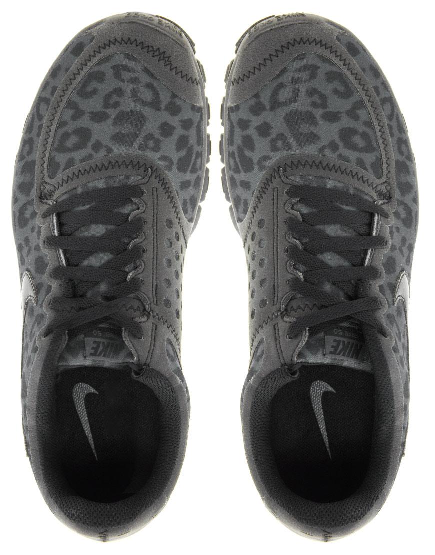 nike free run 5.0 v4 leopard print