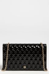 Fendi Fendilicious Patent Leather Shoulder Bag - Lyst